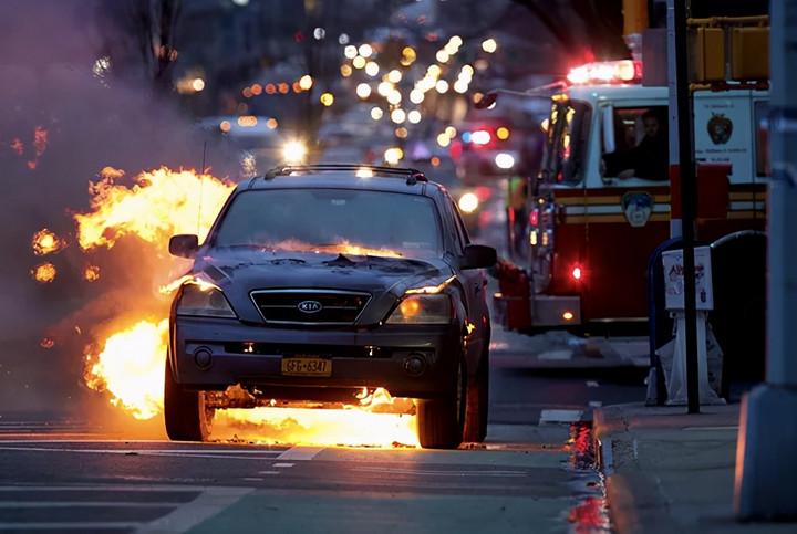 因电池起火,200名车主起诉现代汽车