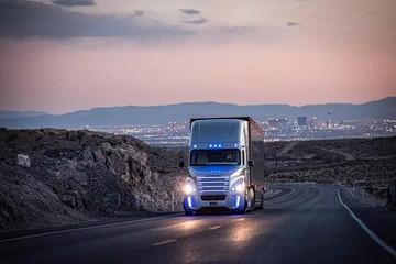 自动驾驶卡车竞争升级