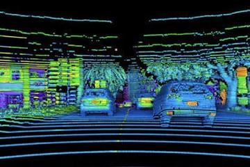被激光雷达市场拖延的自动驾驶汽车