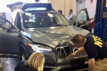 Uber自动驾驶撞人无责,暴露一场假的自动驾驶测试?