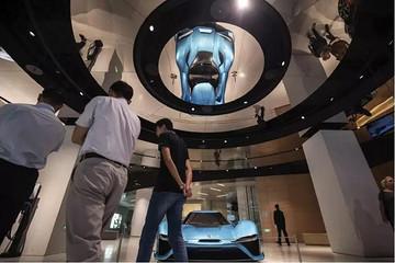 中国486家电动车企、180亿美元投资有泡沫破裂的危险
