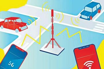 自动驾驶汽车竞争的关键一项,是Wi-Fi和5G的较量