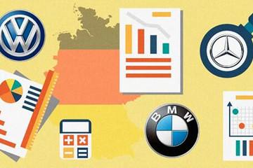 为何德国三巨头纷纷发布财务预警?看看它们上半年销量就知道了