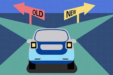 """汽车换标,与传统的燃油时代""""分道扬镳"""""""