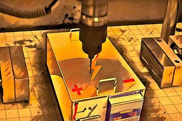 5毫米针刺实验没有意义,第三方动力电池专家答疑汽车商业评论