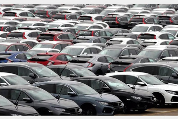 2020年美国汽车销量下降至少15%