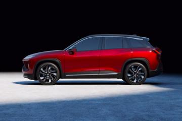 雷军同款纯电动SUV标配双电机,百公里加速4.7秒,补贴前35.8万起