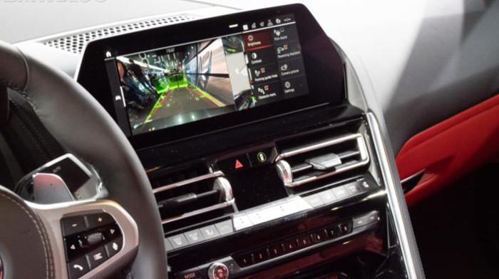 黑科技,前瞻技术,宝马iDrive 7.0,宝马手势控制,宝马数字式密钥