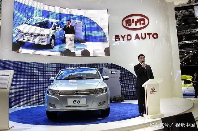 传明年新能源车补贴减少40%,比亚迪、吉利股价重挫