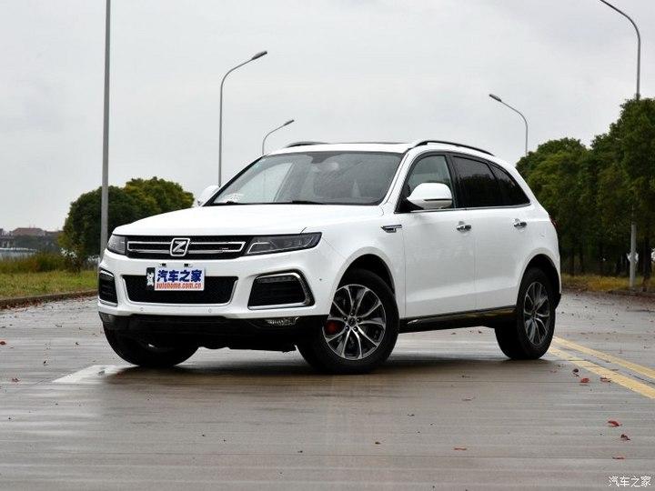 众泰汽车 众泰T600 2019款 运动版 1.8T DCT旗舰型