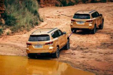 20万元级别专业越野SUV,非承载式车身、搭载2.5L自然吸气发动机