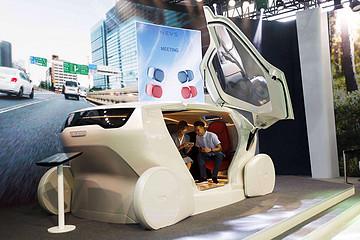 抢夺千亿级智能网联汽车市场: BAT与传统车企谁主沉浮?