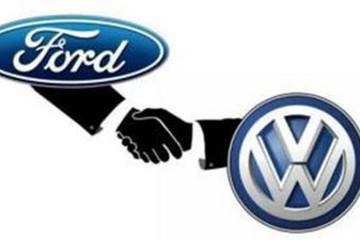 福特与大众就结盟展开谈判 包括无人驾驶与协助生产汽车