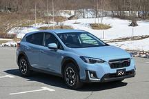 斯巴鲁采用丰田第二代混合动力系统 将推首款PHEV车型