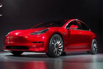 特斯拉Model 3本周整体产出降至约3500辆