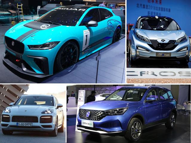 【新车驾到】先睹为快! 2018广州车展新能源车型抢先看