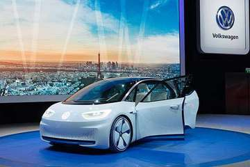 大众拟推售价低于2万欧电动车 计划将三家工厂转型电动车工厂