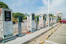 充电联盟:10月公共充电桩环比首现微降,基础设施增速放缓