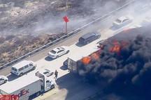 加州山火:特斯拉为加州车主提供免费超级充电服务以便撤离