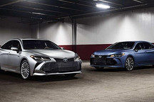 一汽丰田亚洲龙首次亮相中国 将在广州车展进行首发