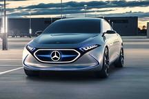 全新车系!奔驰将国产4款纯电动车 年产19万辆