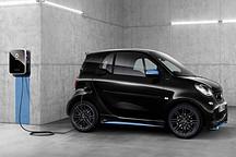 快速转型 smart宣布2020年车型全电动化