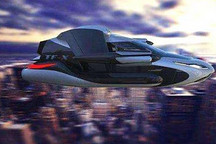 2019年试飞 日本公布飞行汽车研发计划