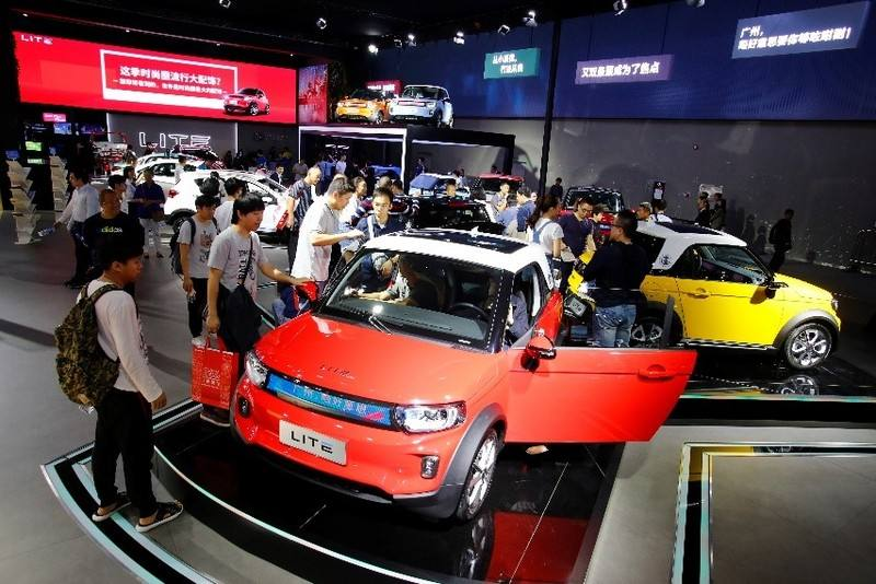 从2018年广州车展看未来新能源汽车新动向