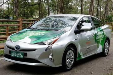 三年内上市 丰田在巴西研发乙醇混动车