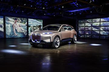 【洛杉矶车展】倾注宝马全部心血——BMW Vision iNEXT全球首发