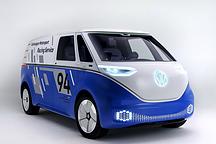 【洛杉矶车展】大众I.D. Buzz Cargo——连面包车都要做成买不起的样子