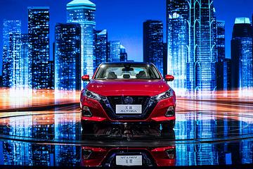 【新车驾到】搭载日产智联系统 第七代天籁ALTIMA广州车展首发