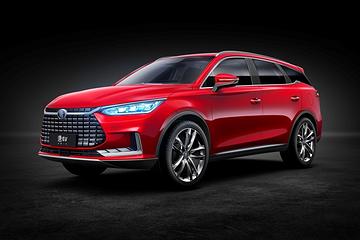 如何正确选择一款纯电动SUV,才不算浪费北京珍贵的新能源指标?