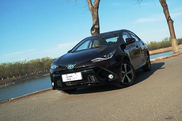 【一电试车】新动力市场又迎来实力派竞争对手,试驾广丰雷凌双擎E+