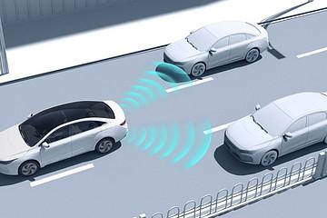 2019上海国际车展新智能候选车型——吉利几何A