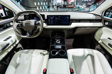2019上海国际车展新智能候选车型——爱驰U5