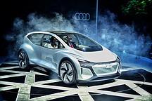 五年后这些车有多少能量产?上海车展N款电动概念车一次让你看个够