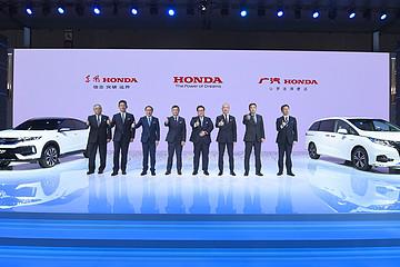 新奥德赛锐•混动4月底正式上市,广汽Honda旗下理念VE-1第三季度起交付