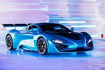 2019上海国际车展新美学候选车型——ARCFOX GT