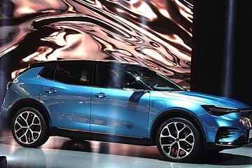 2019上海国际车展新美学候选车型——天际ME7
