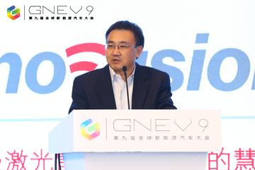 Innovusion创始人兼CEO鲍君威:图像级激光雷达,L4及以上级自动驾驶车的锐利双眼