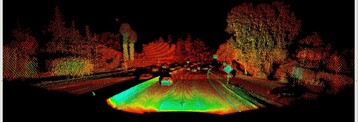 Innovusion第一款激光雷达摄像头彩色图像截图。.png