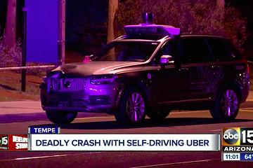 全球首例无人驾驶汽车案被判无刑责,国外网友炸了锅
