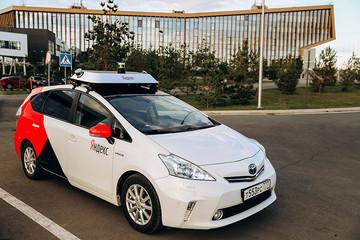 """战斗种族首次官方自动驾驶测试4月末开始,俄罗斯""""谷歌""""叫板Waymo"""