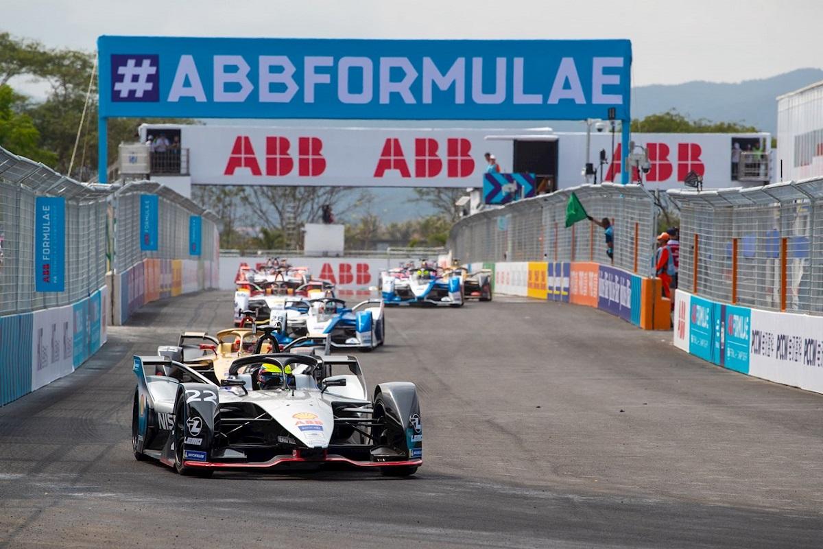 电气巨头ABB冠名Formula E大赛,秀出充电技术领先实力