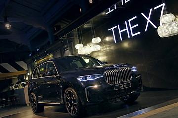 创新BMW X7震撼上市,售价100万起