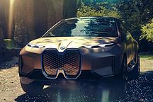 2019上海国际车展新智能候选车型——宝马BMW Vision iNEXT