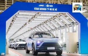 蔚来新车百公里加速不超5秒,但37万起的售价让消费者望而却步