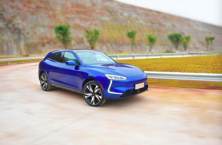 百公里加速3秒,对标特斯拉Model X,金菓EV三季度上市