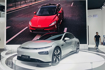 底盘加持5G技术,百公里加速不到4秒,小鹏性能轿跑P7将上市